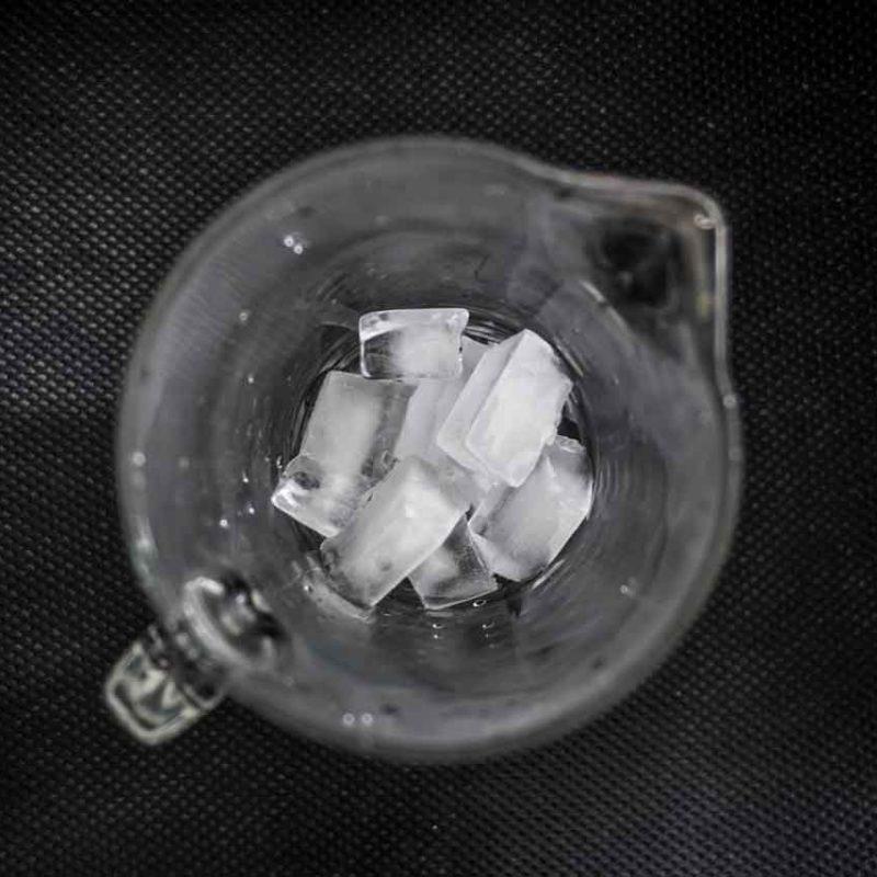 Praxisbesuch Erzieher Lernsituation Experimentieren mit Eis